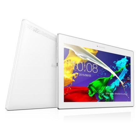 "Dotykový tablet Lenovo TAB 2 A10-70F 10.1"""", 16 GB, WF, BT, GPS, Android 4.4/ Android 6.0 - bílý"