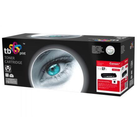Toner TB Canon EP-27 kompatibilní - černý