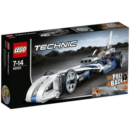 Stavebnice LEGO® TECHNIC 42033 Lamač rekordů