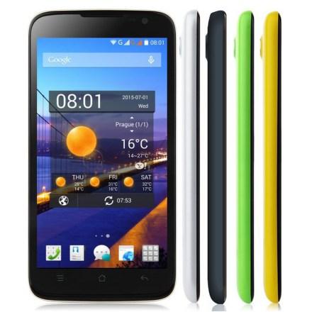 Mobilní telefon iGET BLACKVIEW ZETA