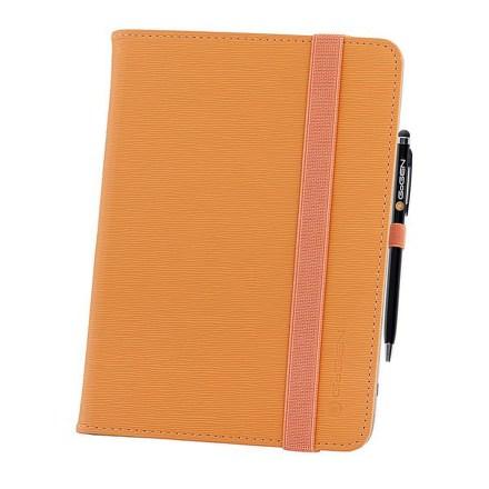 """Pouzdro na tablet GoGEN polohovací pro 9,7"""""""" + stylus - oranžové"""