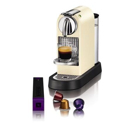 Espresso DeLonghi Nespresso EN 166 CW Citiz