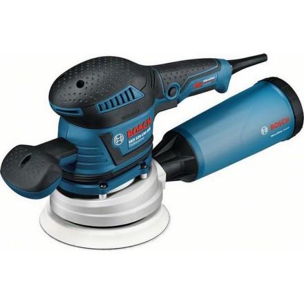 Bruska vibrační Bosch GEX 125-150AVE , L-BOXX