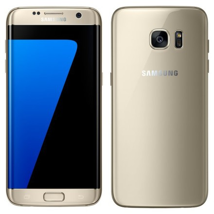 Mobilní telefon Samsung Galaxy S7 edge 32 GB (G935F) - zlatý