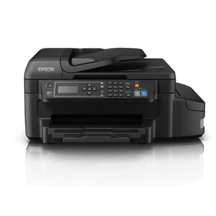 Tiskárna multifunkční Epson L655 A4, 33str./min, 20str./min, duplex, WF, USB - černá