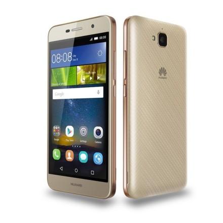 Huawei Y6 Pro Dual Sim - zlatý + dárek Lexar microSDHC 32GB c10 300x zdarma
