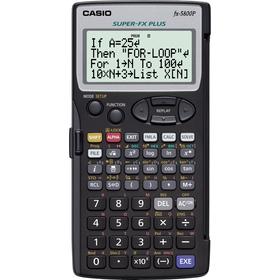 Casio FX 5800 P