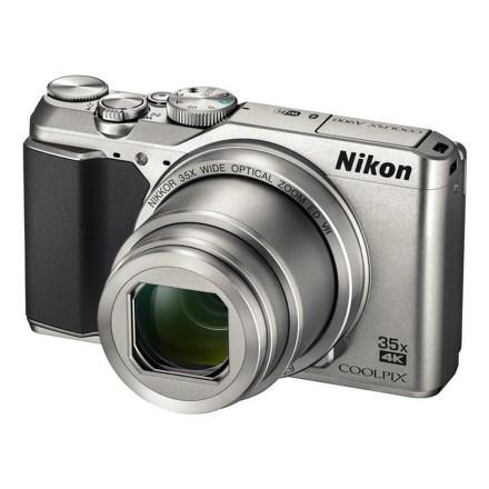 Fotoaparát Nikon Coolpix A900, stříbrný
