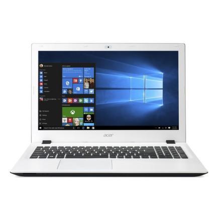 "Ntb Acer Aspire E 15 (E5-532G-P4NC) Pentium N3710, 8GB, 1TB, 15.6"""", HD, DVD±R/RW, nVidia 920M, 2GB, BT, CAM, W10 - bílý"