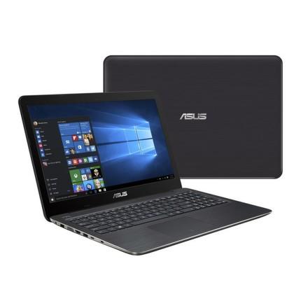 "Ntb Asus F556UQ-DM130R i5-6200U, 4GB, 1TB, 15.6"""", Full HD, DVD±R/RW, nVidia 940MX, 2GB, BT, CAM, W10 - hnědý"