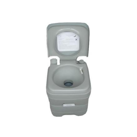 Chemická toaleta Rulyt 12/20 L, šedá