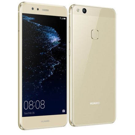 Mobilní telefon Huawei Huawei P10 Lite Dual SIM - zlatý