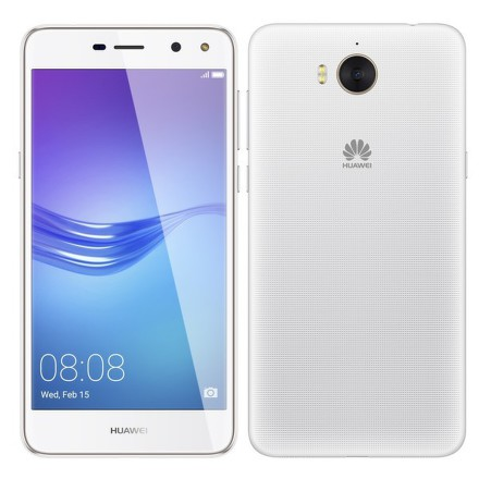 Mobilní telefon Huawei Y6 2017 Dual SIM - bílý