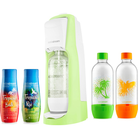 Sada Sodastream Jet Pastel GrassGreen Tropical XL