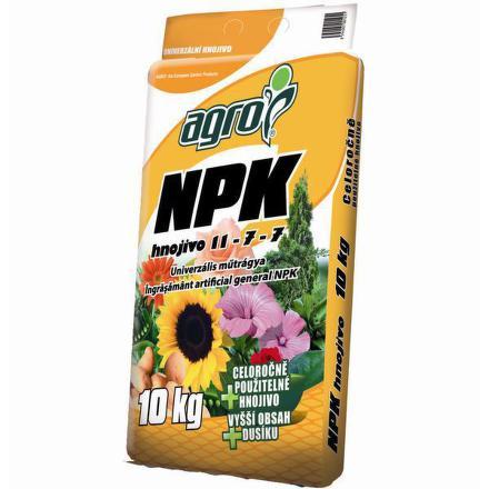 Hnojivo Agro NPK vent. pytel 10 kg