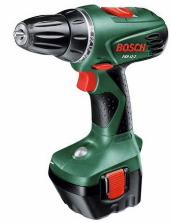 Aku vrtačka Bosch PSR 12-2