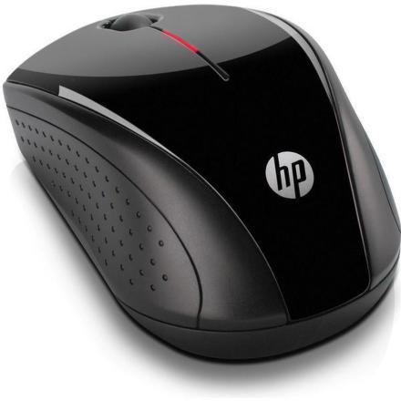 Myš HP Wireless Mouse X3000 / optická / 3 tlačítka / 1200dpi - černá