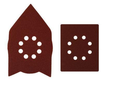 Papír brusný Einhell, set 20 ks ke kombinované brusce RT-XS 28