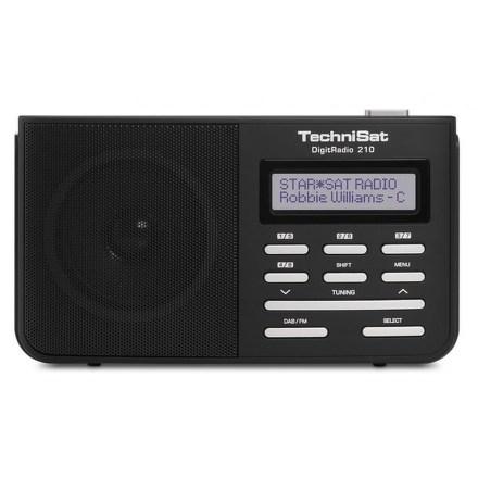 Radiopřijímač TechniSat DigitRadio 210, DAB