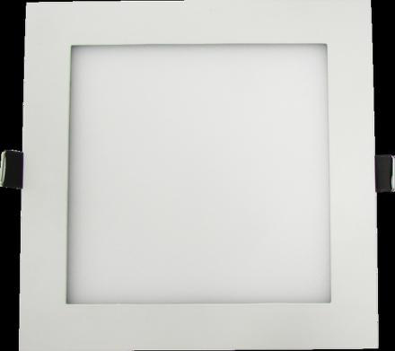 APLED Square stříbrné 6W denní