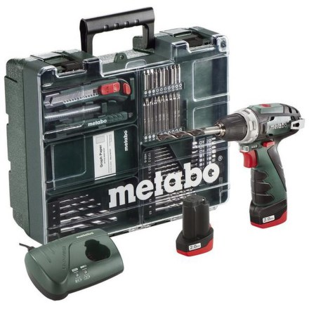Aku vrtačka Metabo Power Maxx BS Basic MD 600080880