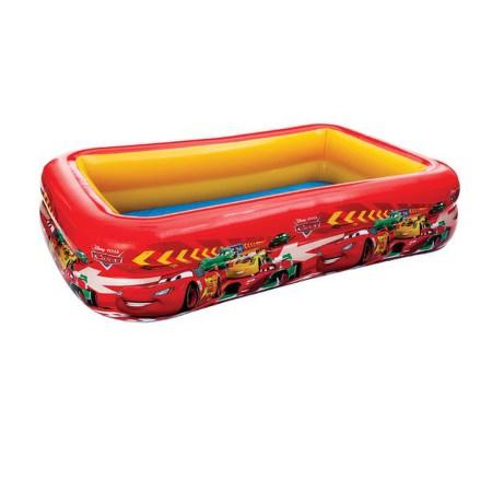 Bazén Intex Cars dětský 262 x175 x56 cm, 57478