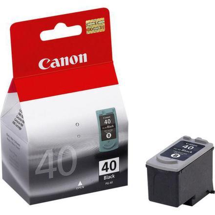 Inkoustová náplň Canon PG40, 16ml originální - černá