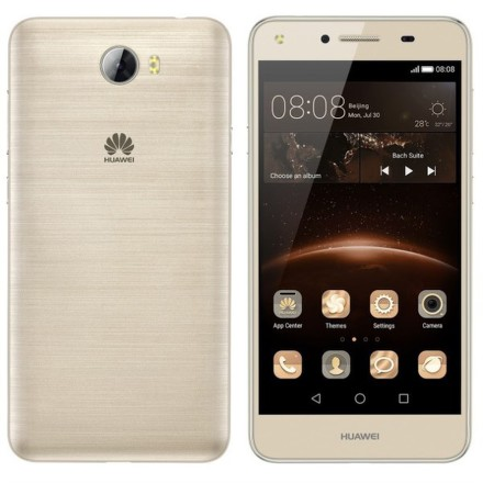 Huawei Y5 II Dual Sim - zlatý