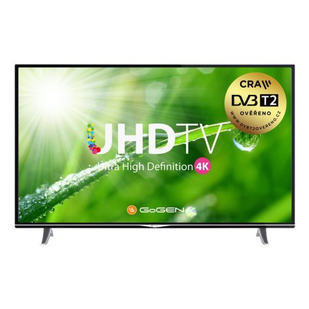 Televize GoGEN TVU 49S298 STWEB LED