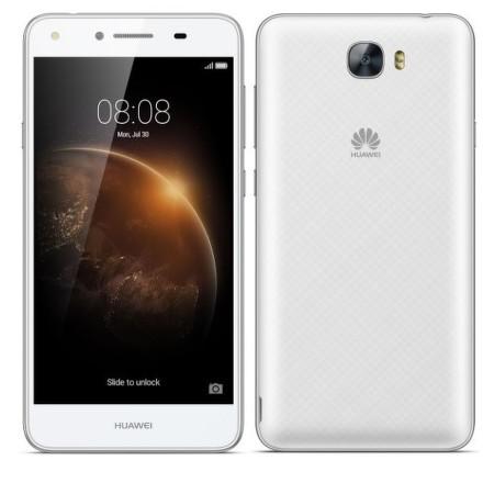 Huawei Y6 II Compact Dual SIM - bílý + dárek Aligator selfie držák + bluetooth zelený zdarma