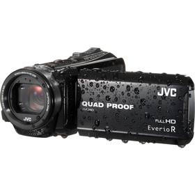 JVC GZ-R415B FULL HD