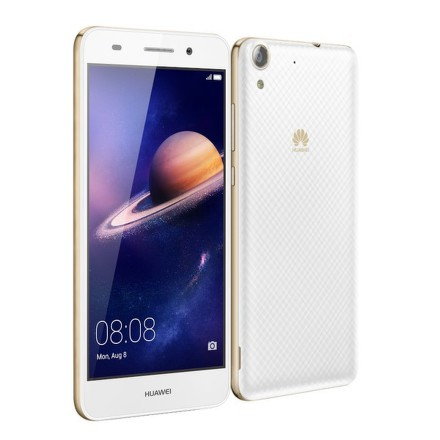 Huawei Y6 II Dual SIM - bílý + dárek Aligator selfie držák + bluetooth zelený zdarma