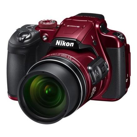 Fotoaparát Nikon Coolpix B700, červený