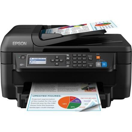 Tiskárna multifunkční Epson WorkForce WF-2750DWF A4, 13str./min, 7str./min, 5760 x 1440, duplex,