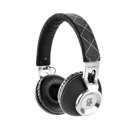 Sluchátka GoGEN HCD 61B - černé