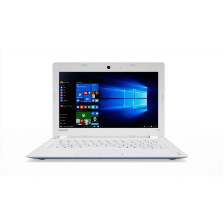 "Ntb Lenovo IdeaPad 110S-11IBR Celeron N3060, 2GB, 32GB, 11.6"""", HD, bez mechaniky, Intel HD, BT, CAM, W10 - modrý"