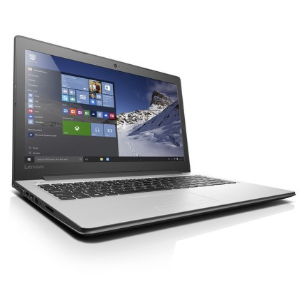 "Ntb Lenovo IdeaPad 310-15ABR A10-9600P, 6GB, 1TB, 15.6"""", Full HD, DVD±R/RW, AMD R5 M430, 2GB, BT, CAM, W10 - bílý"