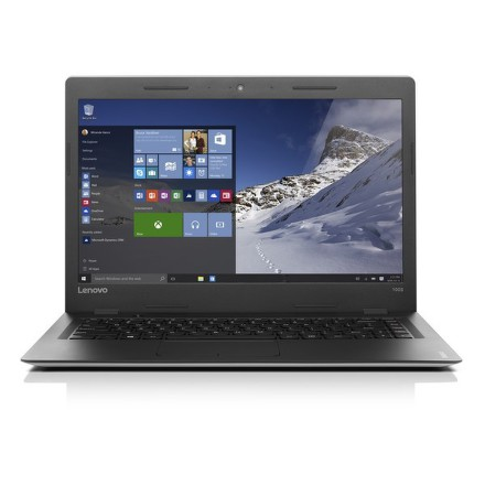 "Ntb Lenovo IdeaPad 100S-14IBR Pentium N3710, 4GB, 32GB, 14"""", HD, bez mechaniky, Intel HD, BT, CAM, W10 - stříbrný"