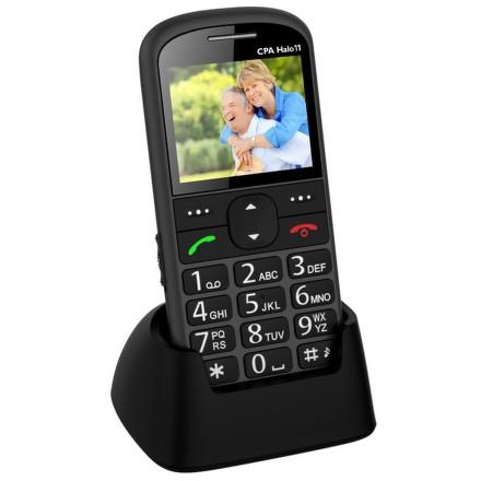 Mobilní telefon CPA Halo 11 - šedý