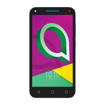 Mobilní telefon ALCATEL U5 3G 4047D Dual SIM - černý/modrý