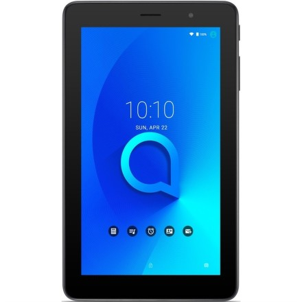 """Dotykový tablet ALCATEL 1T 7 KIDS + ochranný obal 7"""""""", 8 GB, WF, BT, Android 8.1 - černý/modrý"""
