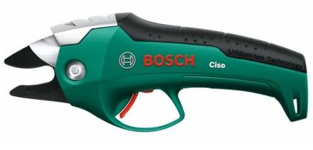 Nůžky zahradnické Bosch CISO, aku