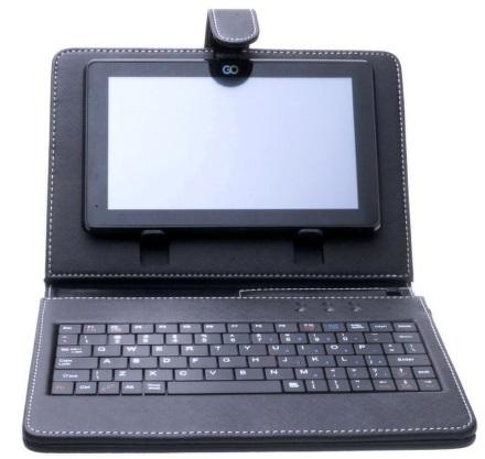 """Pouzdro s klávesnicí GoClever pro tablet 7"""""""