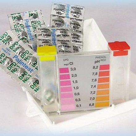 Tester Marimex na pH a chlorovou koncentraci tabletový