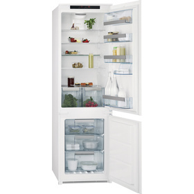 AEG SCT 81800 S1 chladnička kombinovaná vestavná
