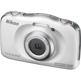 Nikon Coolpix S33 White