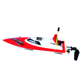 BUDDY TOYS BRB 2801 RC loď 280 červená