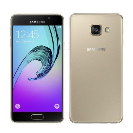 Mobilní telefon Samsung Galaxy A3 2016 (SM-A310F) - zlatý