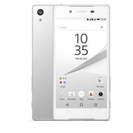 Mobilní telefon Sony Xperia Z5 Dual (E6634) - bílý