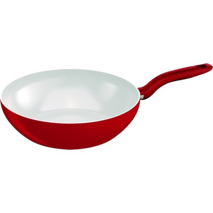 Pánev WOK Tefal Ceramic Colors Induction C9041952, 28 cm